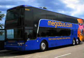 New York Megabus Accident