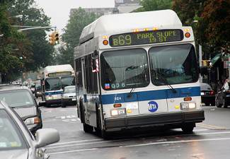 brooklyn MTA bus crash