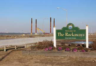 rockaways crash