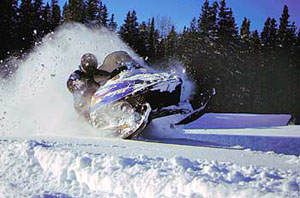 snowmobile accident