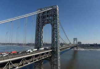 george washington bridge crash
