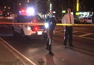 drunken motorman injured in hit and run