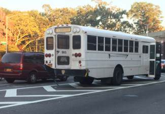 glendale bus crash multiple injuries