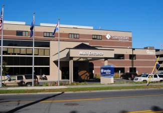 The Samaritan Medical Center in Watertown